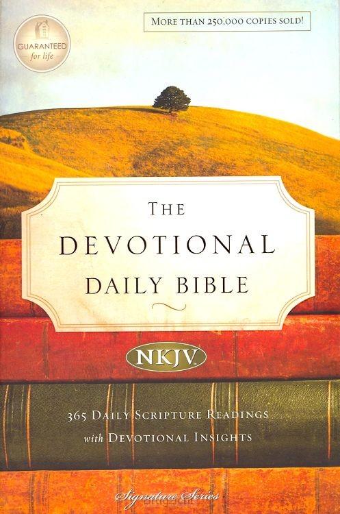Devotional Daily Bible