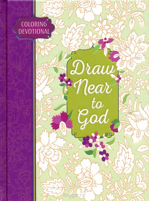 Devotional/journal draw near to God
