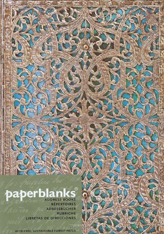 Adress Books Maya Blue midi