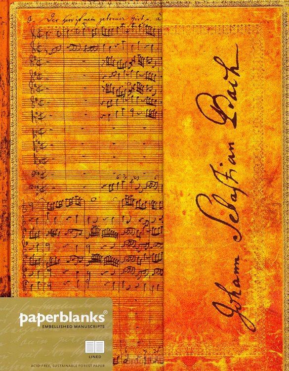 Manuscripts - Bach ultra