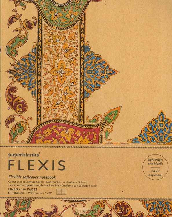 Flexis Visions of Paisley 176p ultra