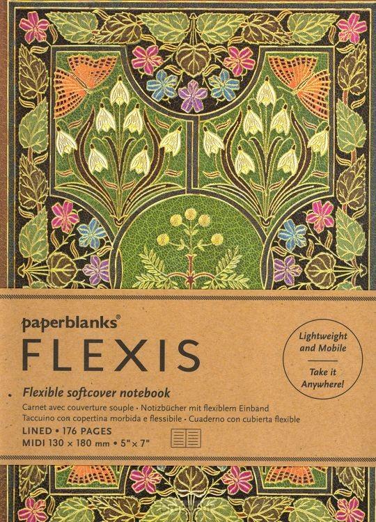 Flexis Poetry in Bloom 176p midi