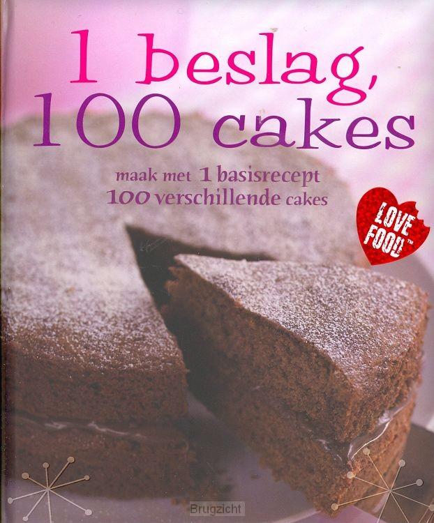 1 Beslag 100 Cakes
