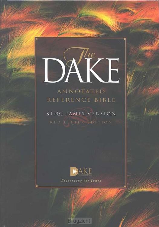 Kjv - Dake's Annot. Ref. Bible