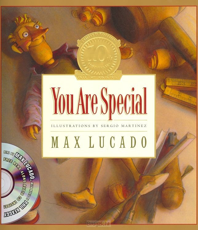 You are special + CD