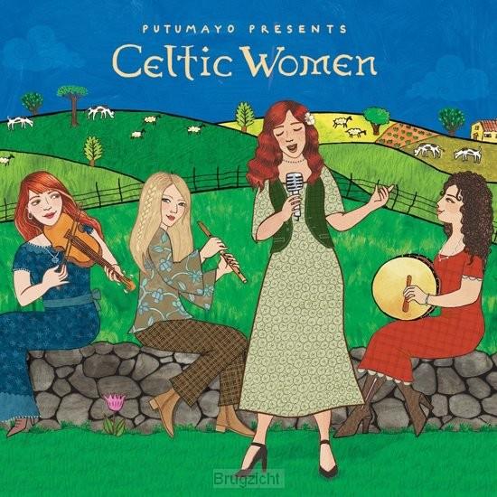 Putumayo Presents - 'Celtic Women'(cd)