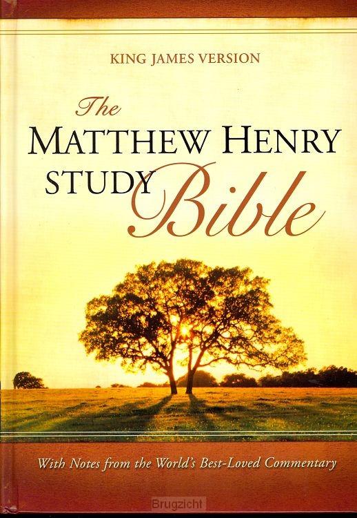 KJV - Matthew Henry Study Bible