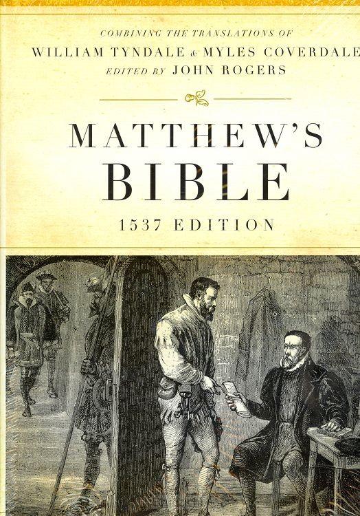 Matthew's Bible 1537 HC