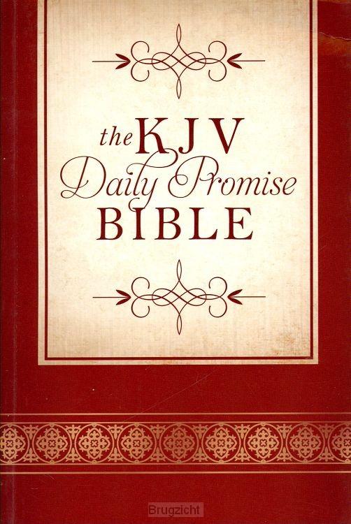 KJV Daily Promise Bible