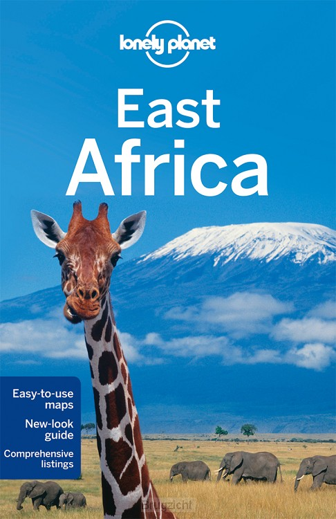 Lonely Planet East Africa dr 9
