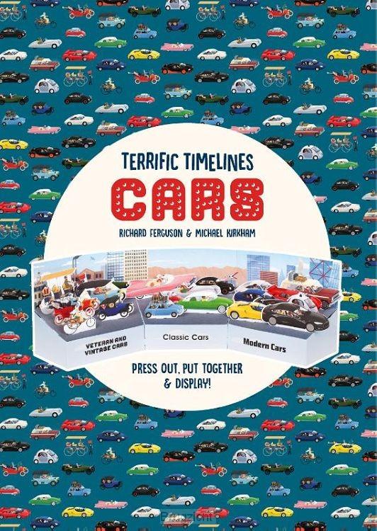 Terrific Timelines: Cars