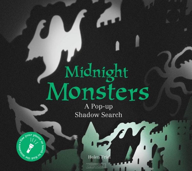 Midnight Monsters: A Pop-up Shadow Search:A Pop-up Shadow Se