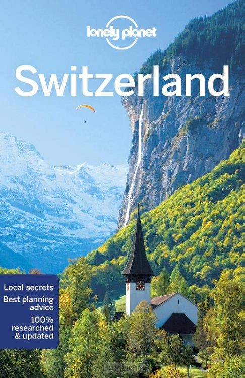 Lonely Planet Switzerland