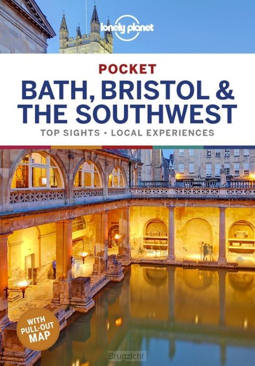 Lonely Planet Bath, Bristol & the Southwest
