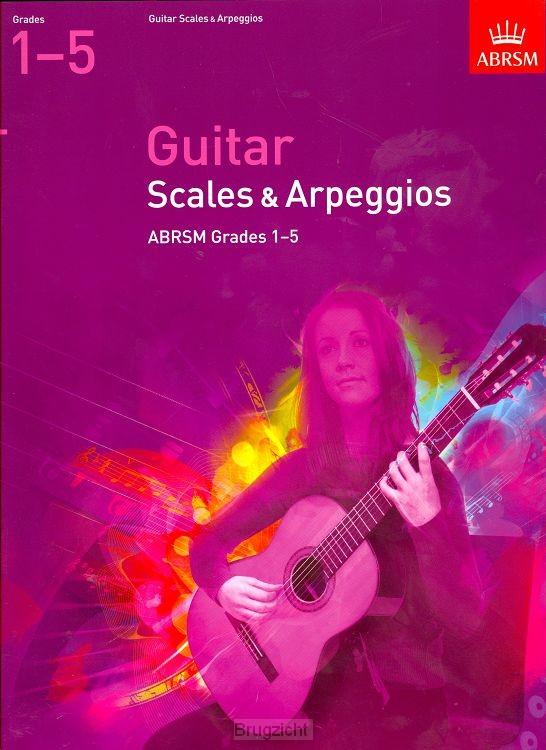 Guitar Scales and Arpeggios, Grades 15