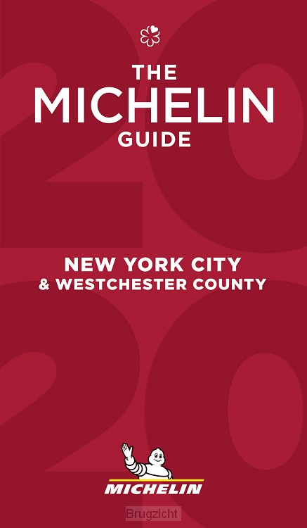 Michelin Red Guide 2020 New York City