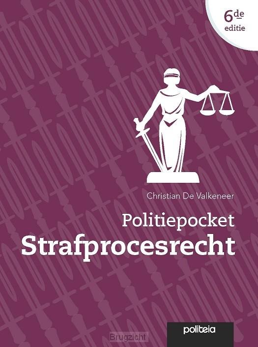 Politiepocket Strafprocesrecht   6de editie