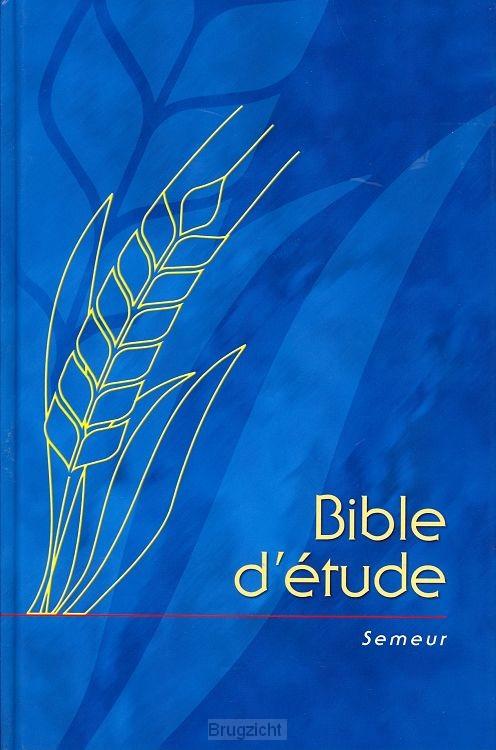 Bible d'etude semeur 2000