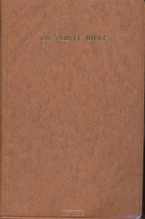 Bijbel bv Frans La Sainte Bible