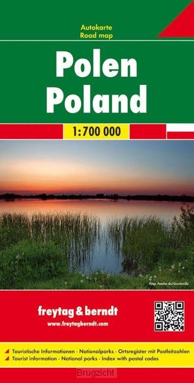 F&B Polen 1-zijdig