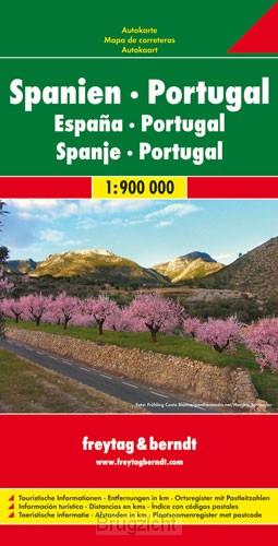 F&B Spanje-Portugal 1-zijdig