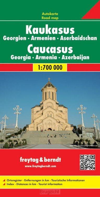 F&B Kaukasus-Georgië, Armenië, Azerbeidzjan