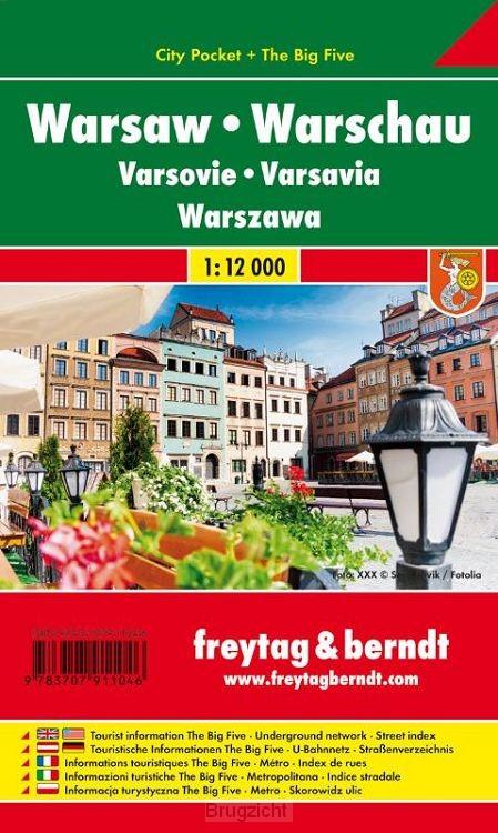 F&B Warschau city pocket