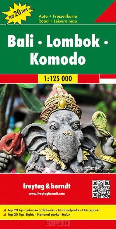 F&B Bali, Lombok, Komodo