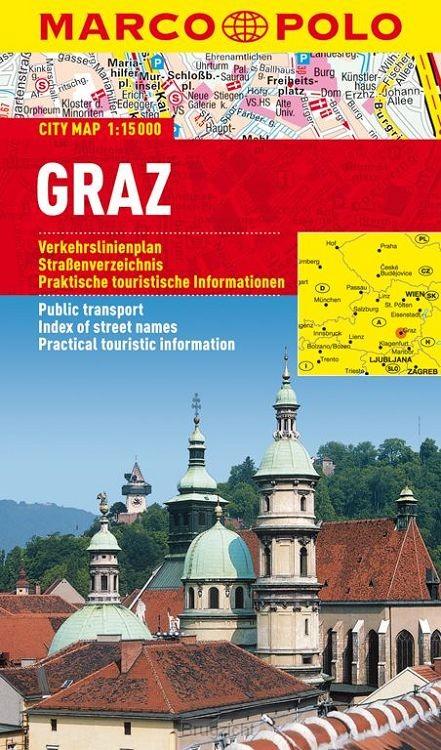 Marco Polo Graz Cityplan
