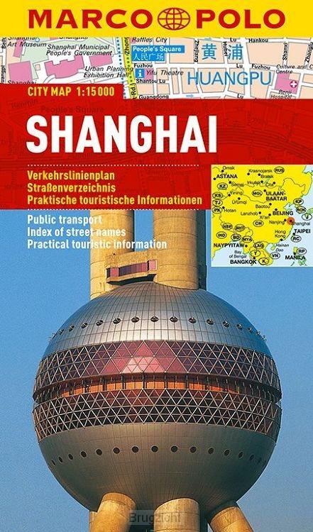 Marco Polo Shanghai Cityplan