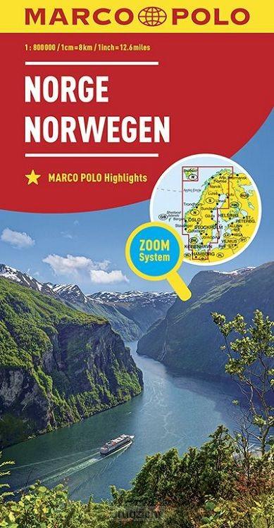Marco Polo Noorwegen