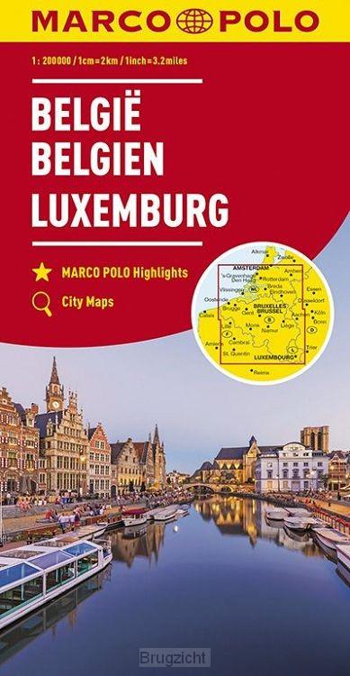Marco Polo Belgie, Luxemburg