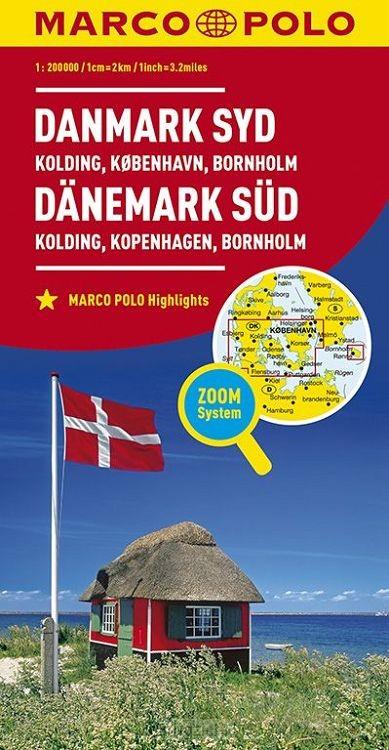 Marco Polo Denemarken Zuid - Kolding, Kopenhagen, Bornholm