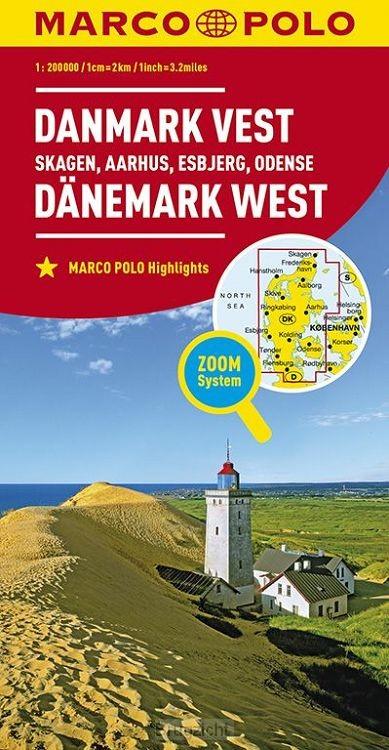 Marco Polo Denemarken West - Skagen, Arhus, Esbjerg, Odense