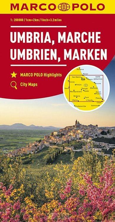 Marco Polo Umbrië - Marken 8