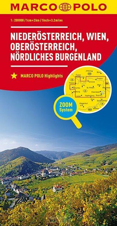 Marco Polo Niederösterreich, Wien, Oberösterreich 1