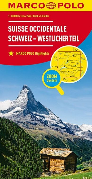 Marco Polo Zwitserland West
