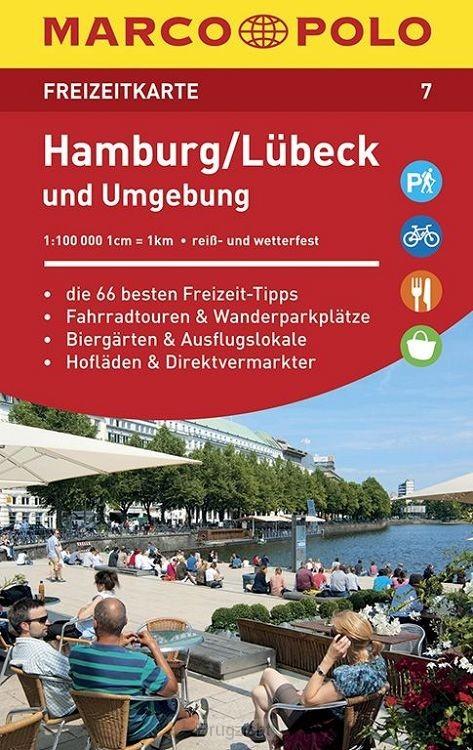 Marco Polo FZK07 Hamburg, Lubeck und Umgebung