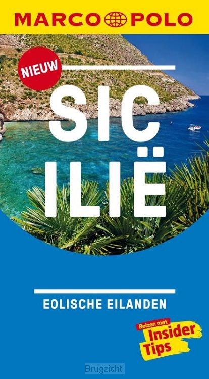 Sicilië & Eolische Eilanden Marco Polo NL