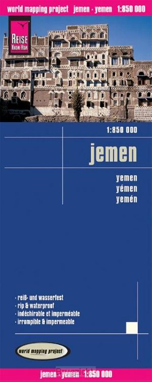 Jemen 1 : 850 000
