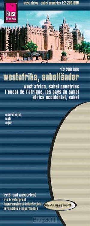 Westafrika - Sahel 1 : 2 200 000