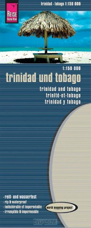 Trinidad und Tobago 1 : 150 000