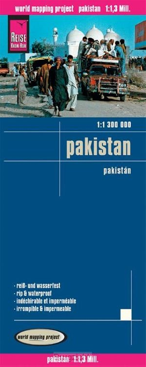 Pakistan 1 : 1 300 000