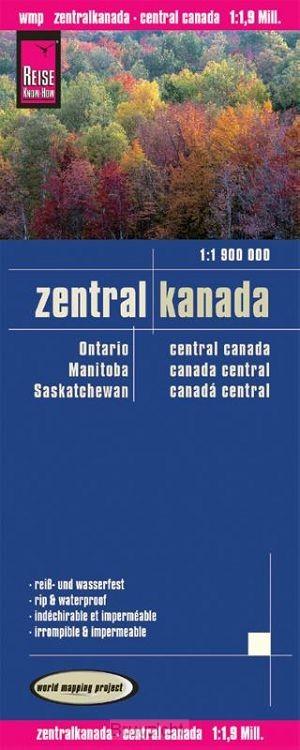Zentralkanada 1 :1 900 000