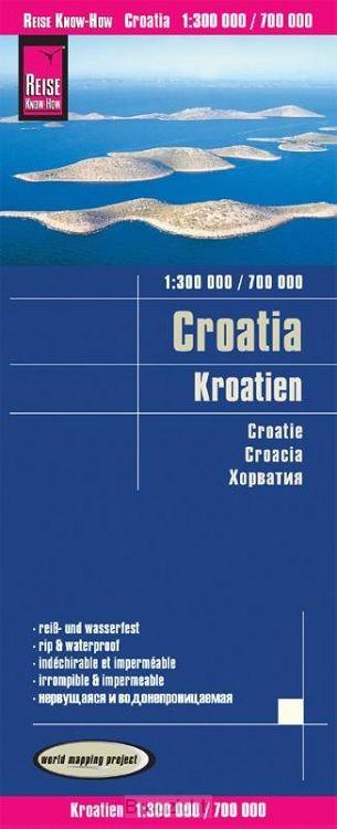 Kroatien 1 : 300.000 / 700.000
