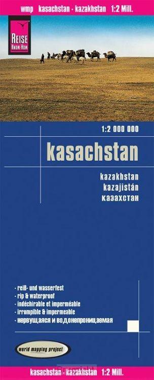 Reise Know-How Landkarte Kasachstan (1:2.000.000)