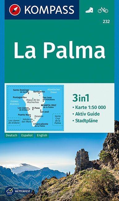 La Palma 1:50 000