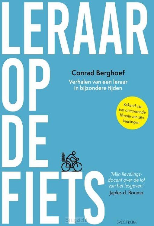 Leraar op de fiets