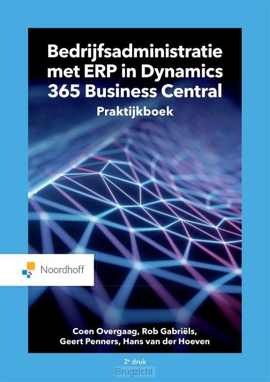 Bedrijfsadministratie met ERP in Microsoft Dynamics 365 Business Central