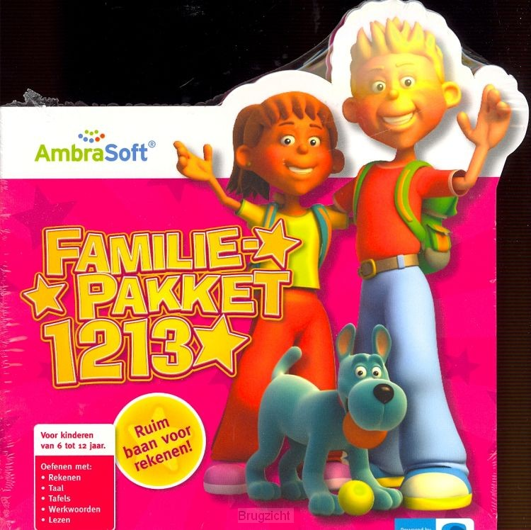 Ambrasoft familiepakket  / 2013